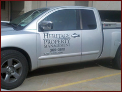 Heritage Associates Maintenance Requests